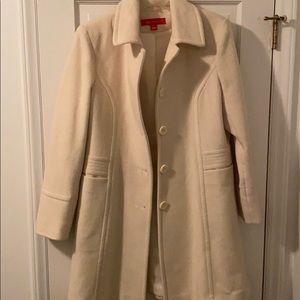 Anne Klein Wool Peacoat/Overcoat